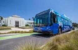 Big-Blue-Bus Fleet plans near zero strategy