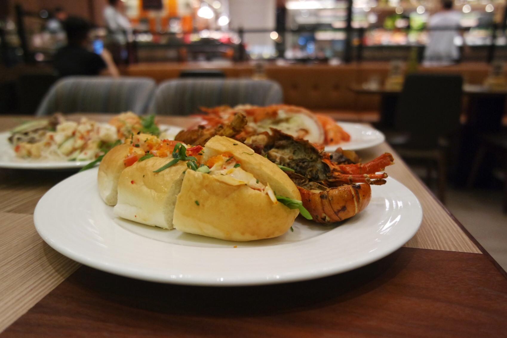 J65 – Eat Through The Week Buffet - AN AFFAIR WITH FOOD