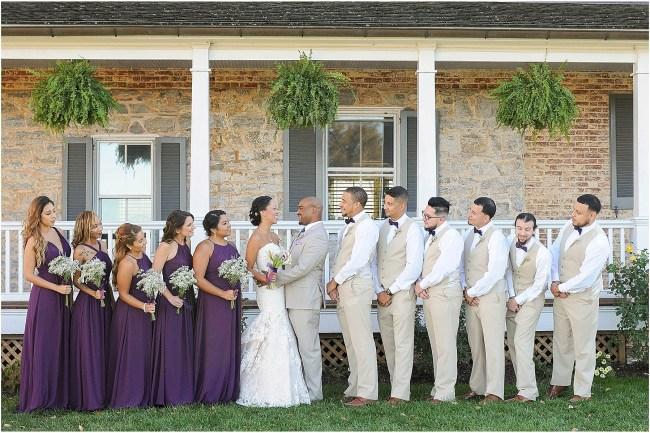 Fall Maryland Wedding   Ana Isabel Photography 55