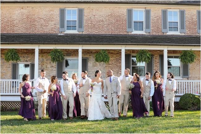 Fall Maryland Wedding   Ana Isabel Photography 60