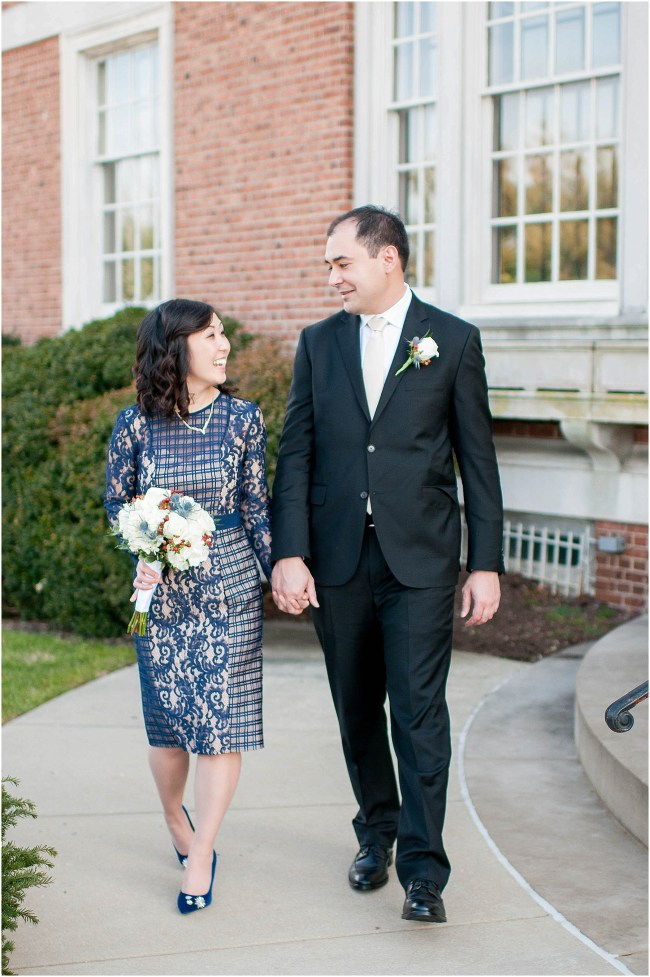 Small intimate wedding at Mansion at Strathmore | Ana Isabel Photography 19