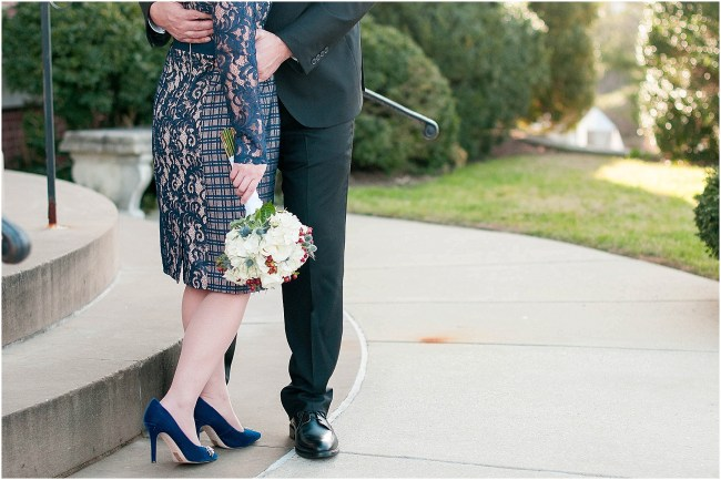 Small intimate wedding at Mansion at Strathmore | Ana Isabel Photography 20