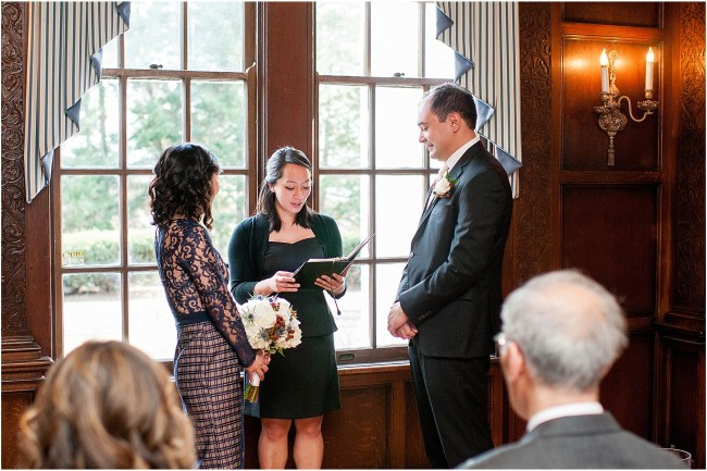 Small intimate wedding at Mansion at Strathmore | Ana Isabel Photography 25