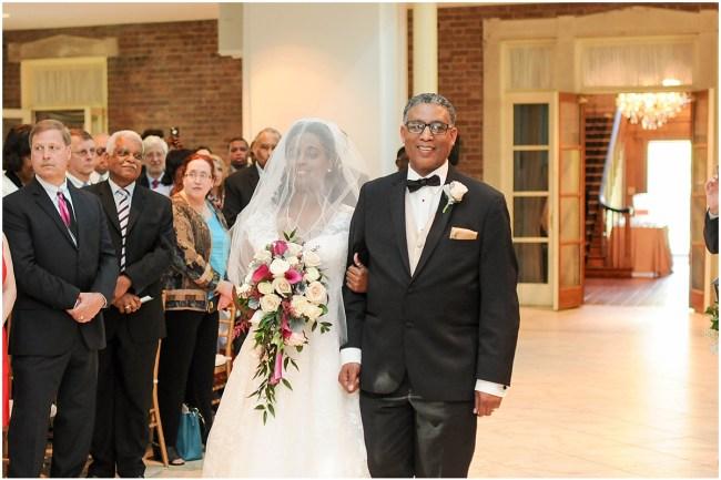 Newton White Mansion Wedding   Ana Isabel Photography 46