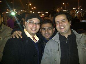 أحمد ماهر, باسم فتحي, و كريم فريد