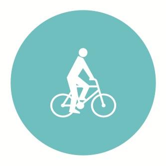 Keseimbangan bersepeda