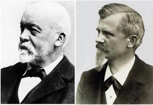 Gottlieb Daimler dan Wilhelm Maybach
