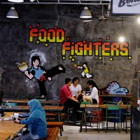 FOOD FIGHTERS - Blok M Melawai, Jakarta