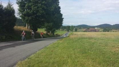 Biking Beuna Vista