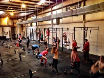 CrossFit: No Plateau