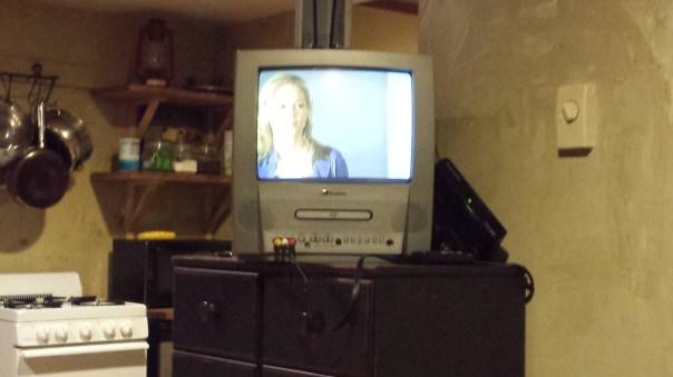 Parenthood on a tiny TV