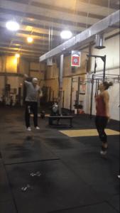 Kashia & Trey jump higher