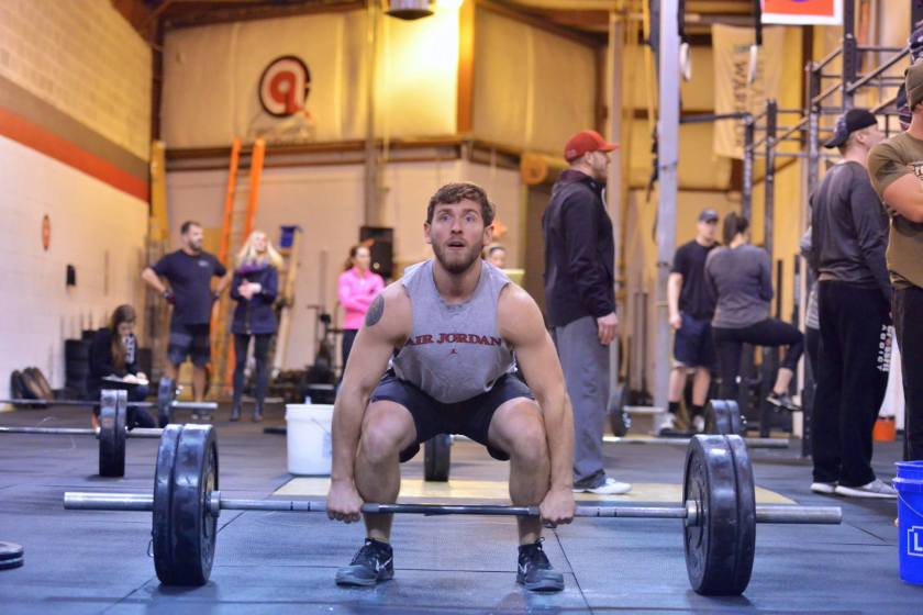 Kyle Jones cleaning up 16.2