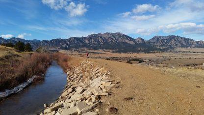 Marshall Mesa Trailhead, Boulder Colorado
