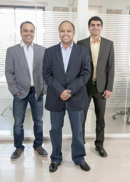 Altizon Systems Team_Left to Right_CTO_Ranjit Nair_CEO_Vinay Nathan_COO_Yogesh Kulkarni