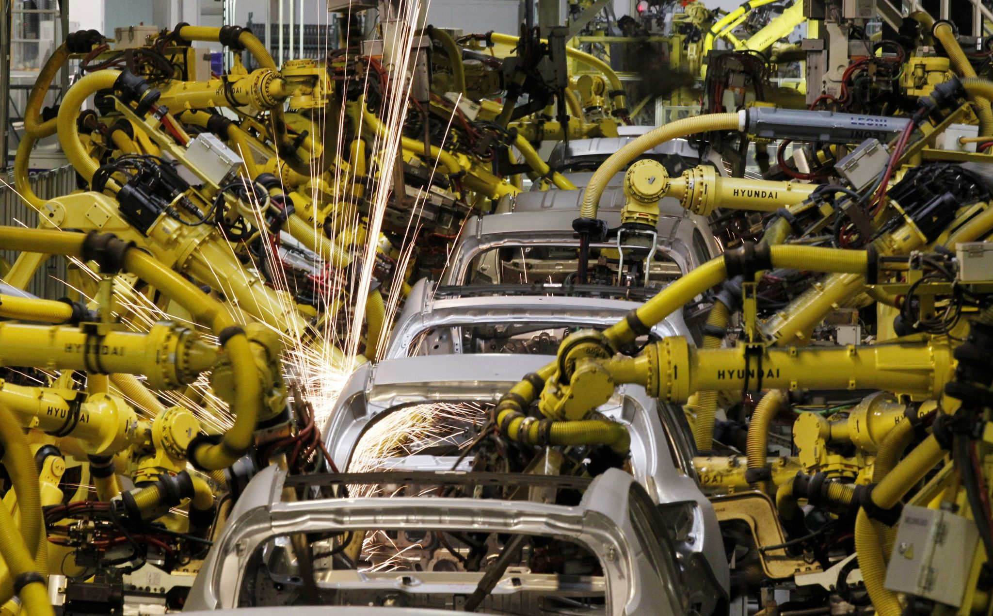 Manufacturers India Can India Lead In The Global Robot Race