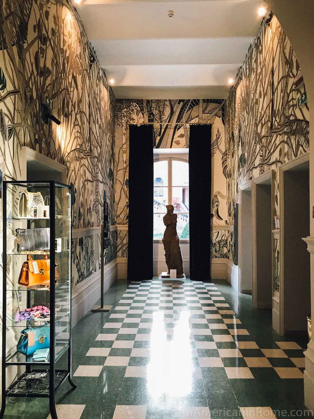 Luxus Design Review Roma Luxus Hotel An American In Rome