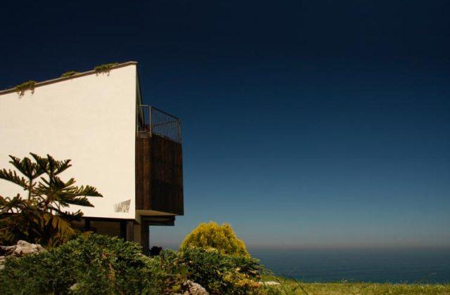 Un hotel con vistas al Cántabrico