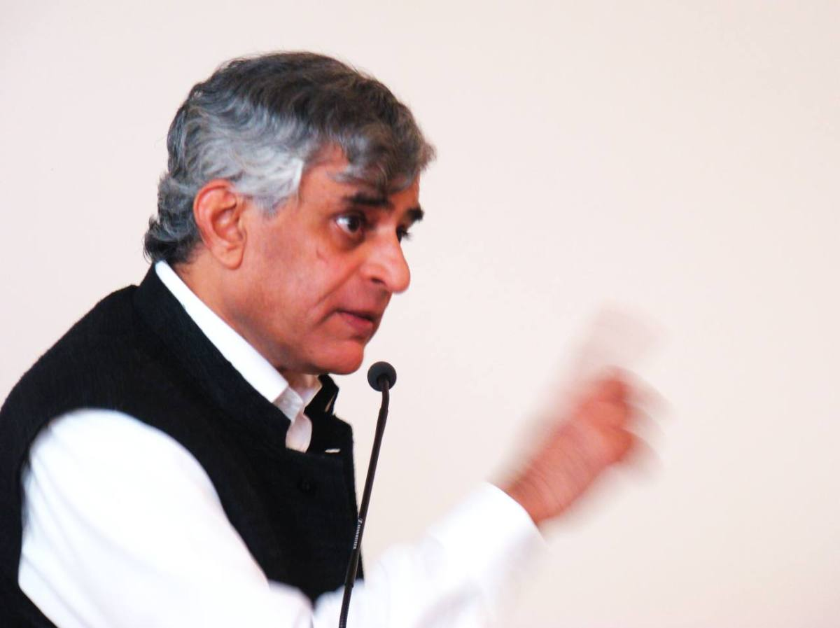 P Sainath delivers The Inaugural Maharaj Kaul Memorial Lecture at UC Berkeley