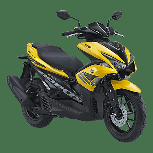 Tiga Jurus Andalan Yamaha Aerox 155 VVA Untuk Melawan