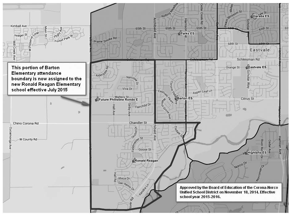 CNUSD Boundary Updates \u2013 ABCpr Media Group -Community News, Public - cnusd