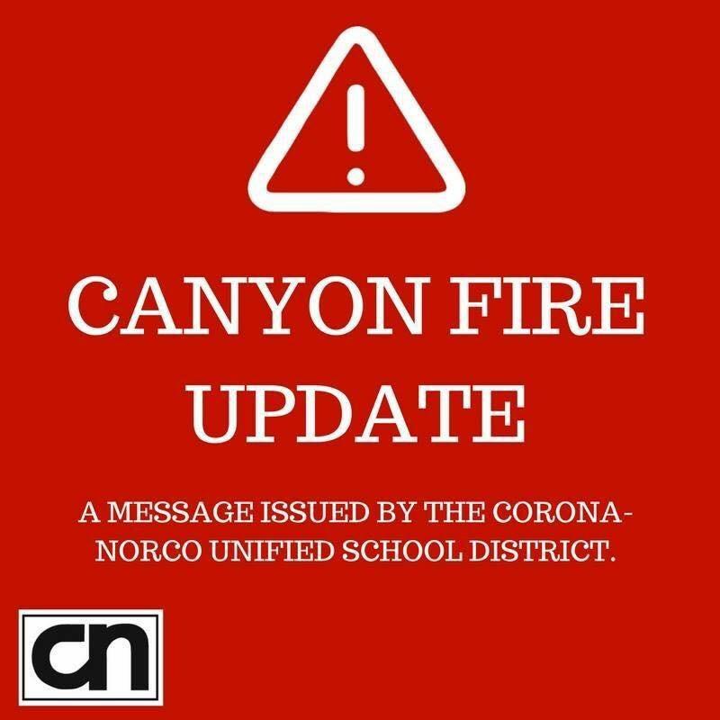 CNUSD School Closures for Wed Sept 27 \u2013 ABCpr Media Group -Community - cnusd