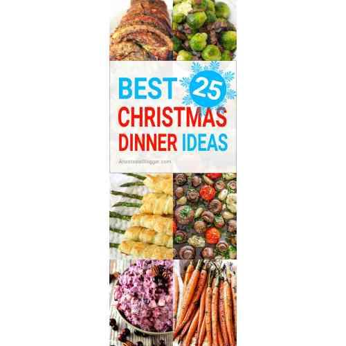 Medium Crop Of Italian Christmas Dinner