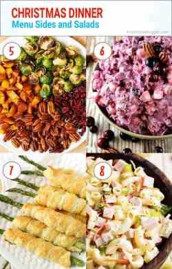 Marvellous Salads Easy Sourn Dinner Ideas Italian Sourn Menu Italian Dinner 7 Fishes Italian Dinner Side Dishes Dinner Menu Sides