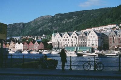 Август. Норвегия