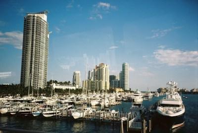 Майами-Бич в фотографиях