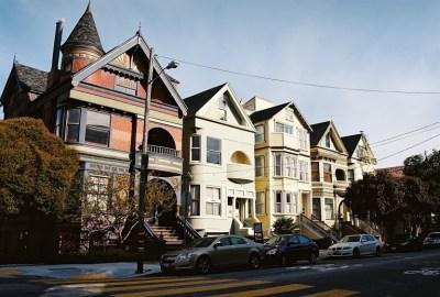 Яркие фото из Сан-Франциско