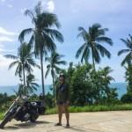 Мотоцикл на Пангане