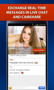 CamShare and LiveChat