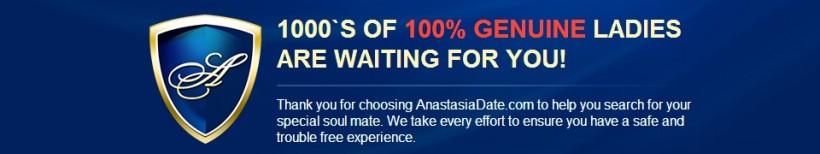 AnastasiaDate Scam