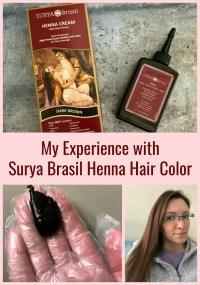 My Experience with Surya Brasil Henna Hair Color  A ...