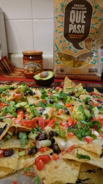 natural nachos