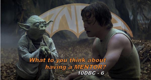 Do you have a mentor