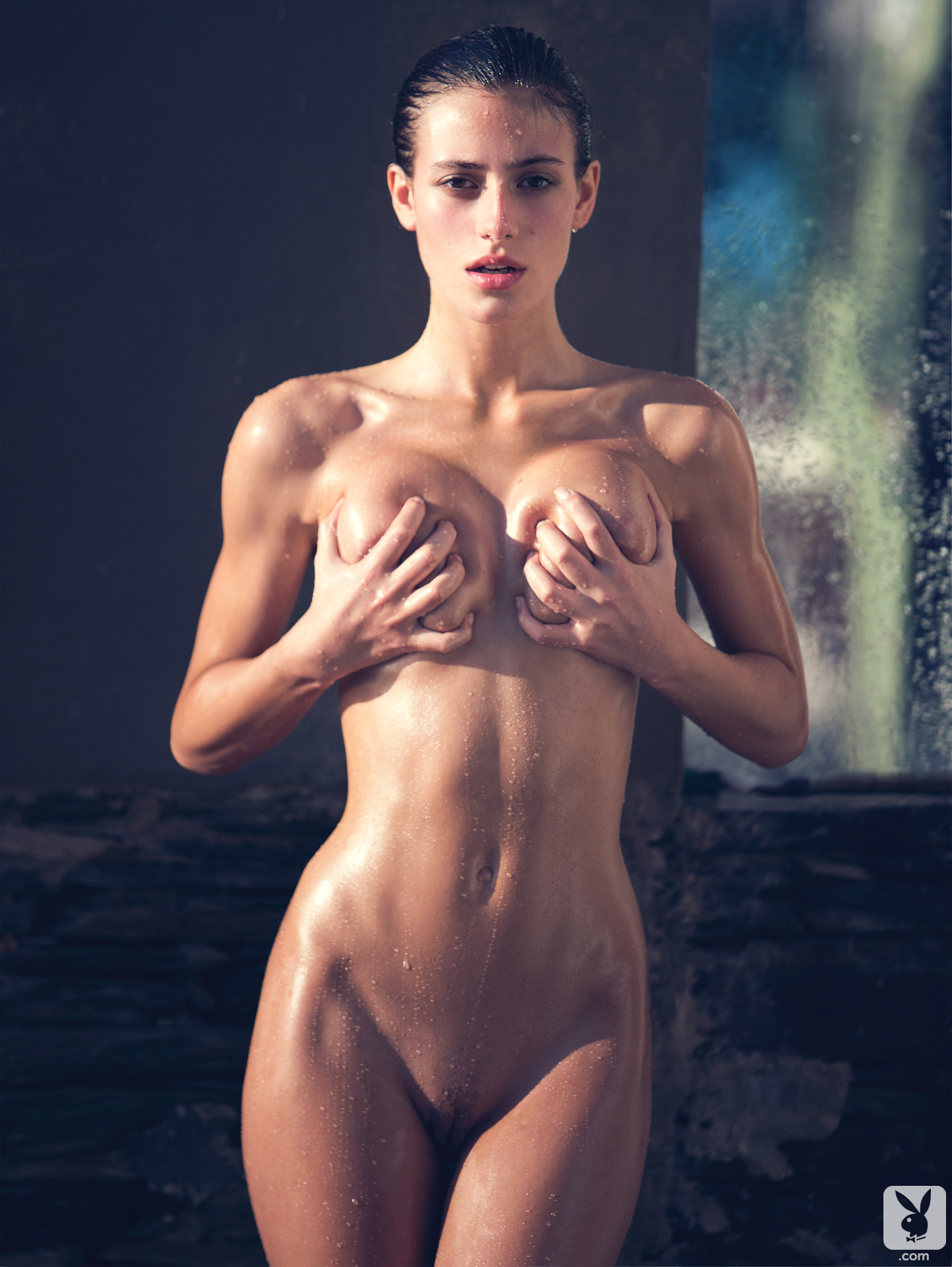 Alejandra Guilmant Topless Naked Alejandra Guilmant In Playboy Magazine Ancensored