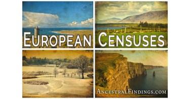 European Censuses
