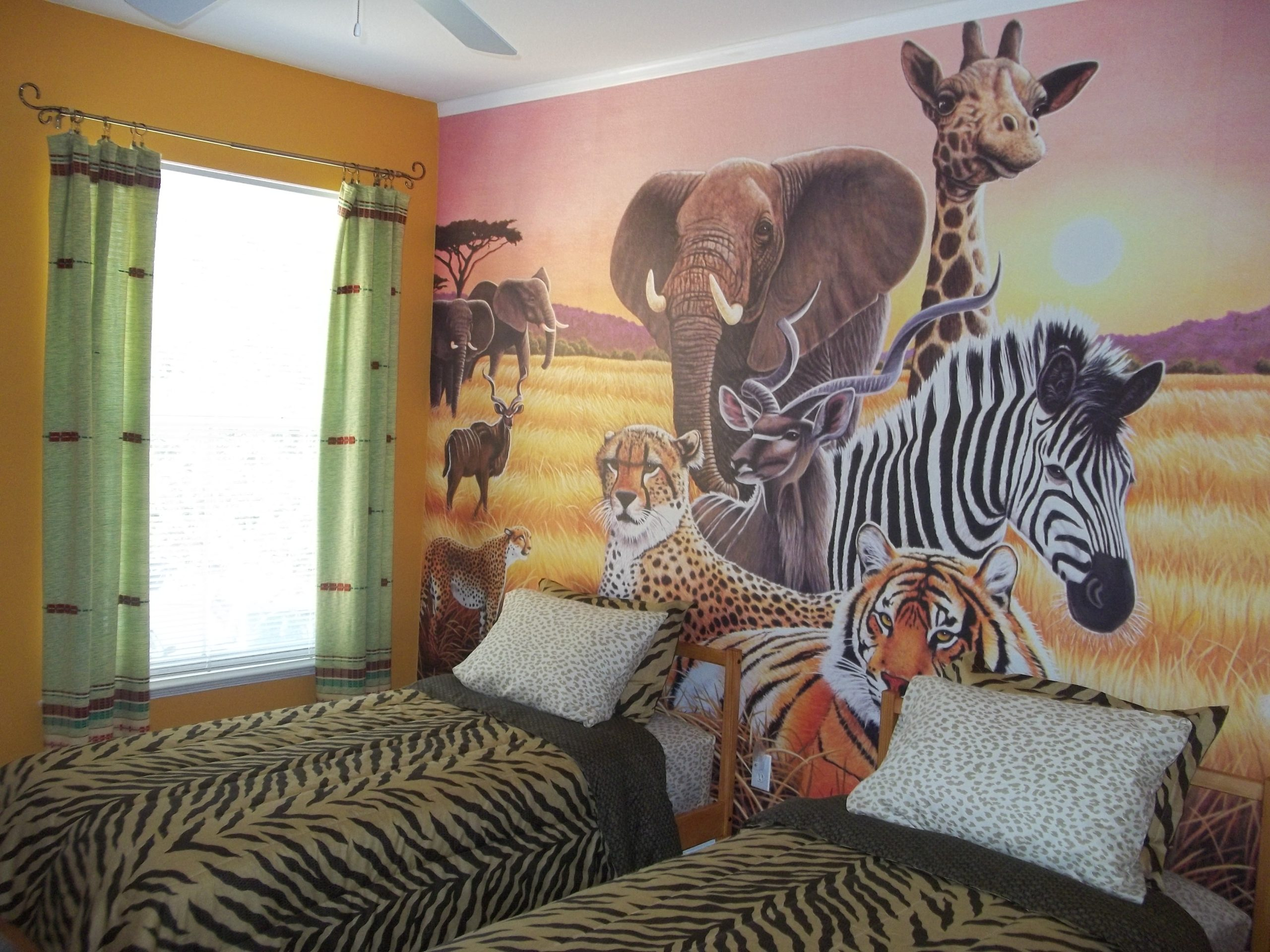 9 Marvelous Mural Wall Ideas For Kids Room To Copy Anchordeco Com