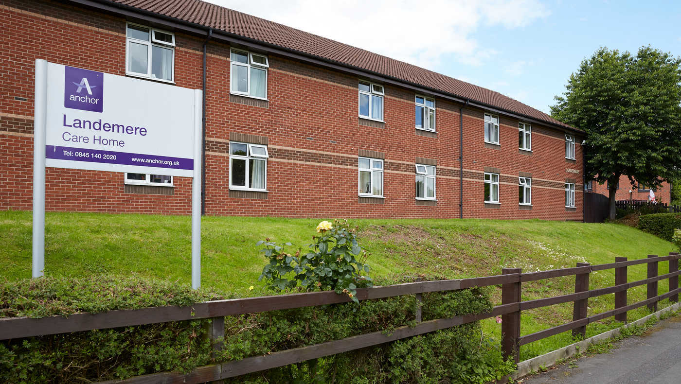 Mobile De24 Landemere Derby Care Homes In Derby Anchor