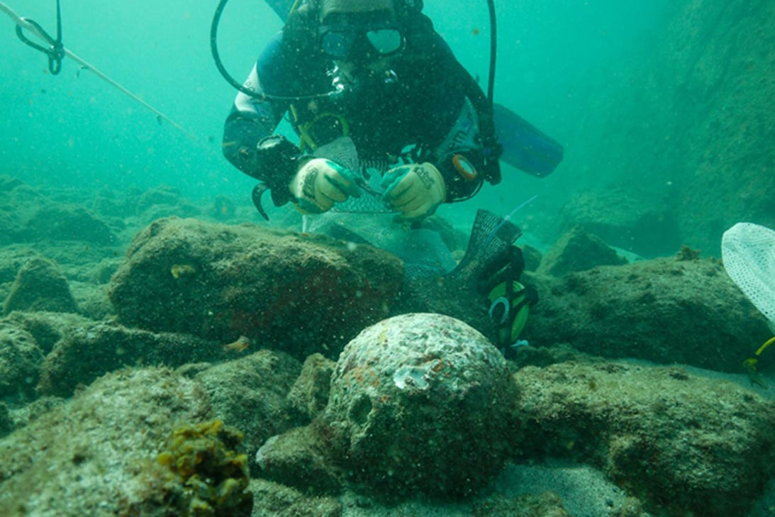 Vasco Playback Wreckage Of Lost Ship Of Vasco Da Gama Is Found And Contains