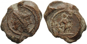 The Trojan War Ancient Numismatic Mythology