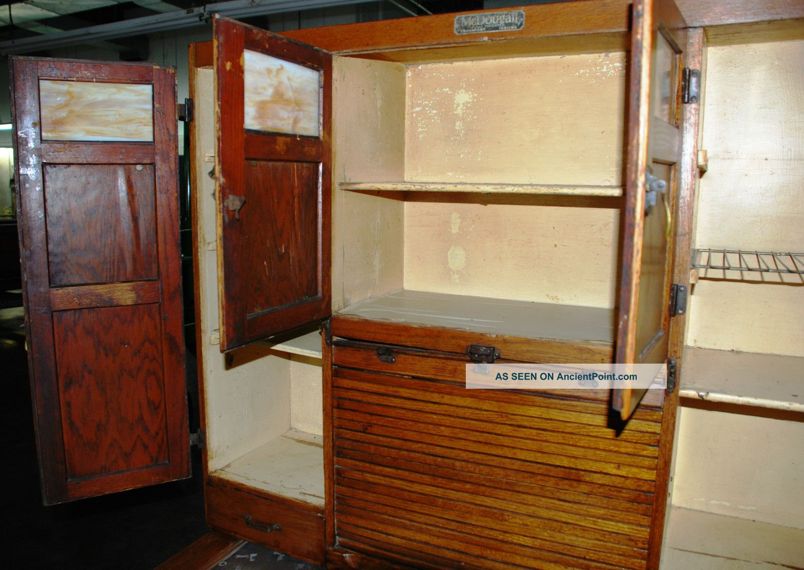 Hoosier Style Kitchen Cabinet Hoosier Cabinets Lookup Beforebuying