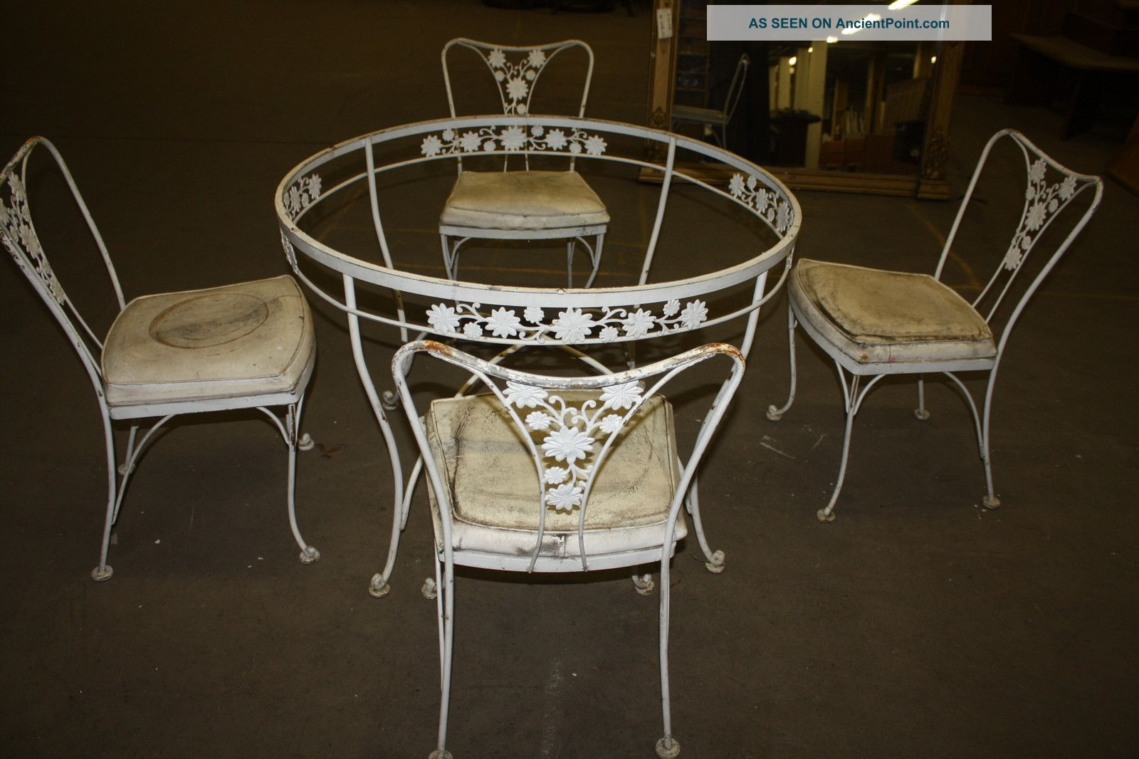 Vintage 1950 S Wrought Iron Furniture America39s Best