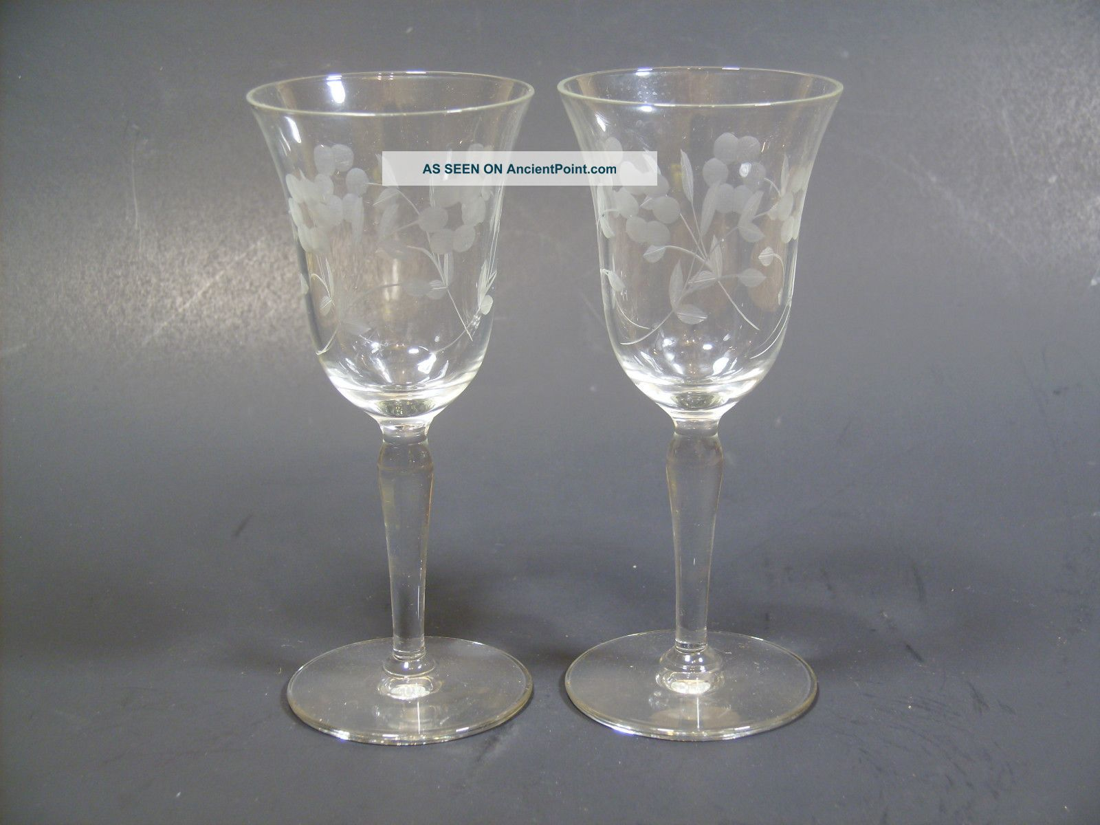Crystal Stemware Wine Glasses Vintage Crystal Glasses Ordinary Nude Teen Pics
