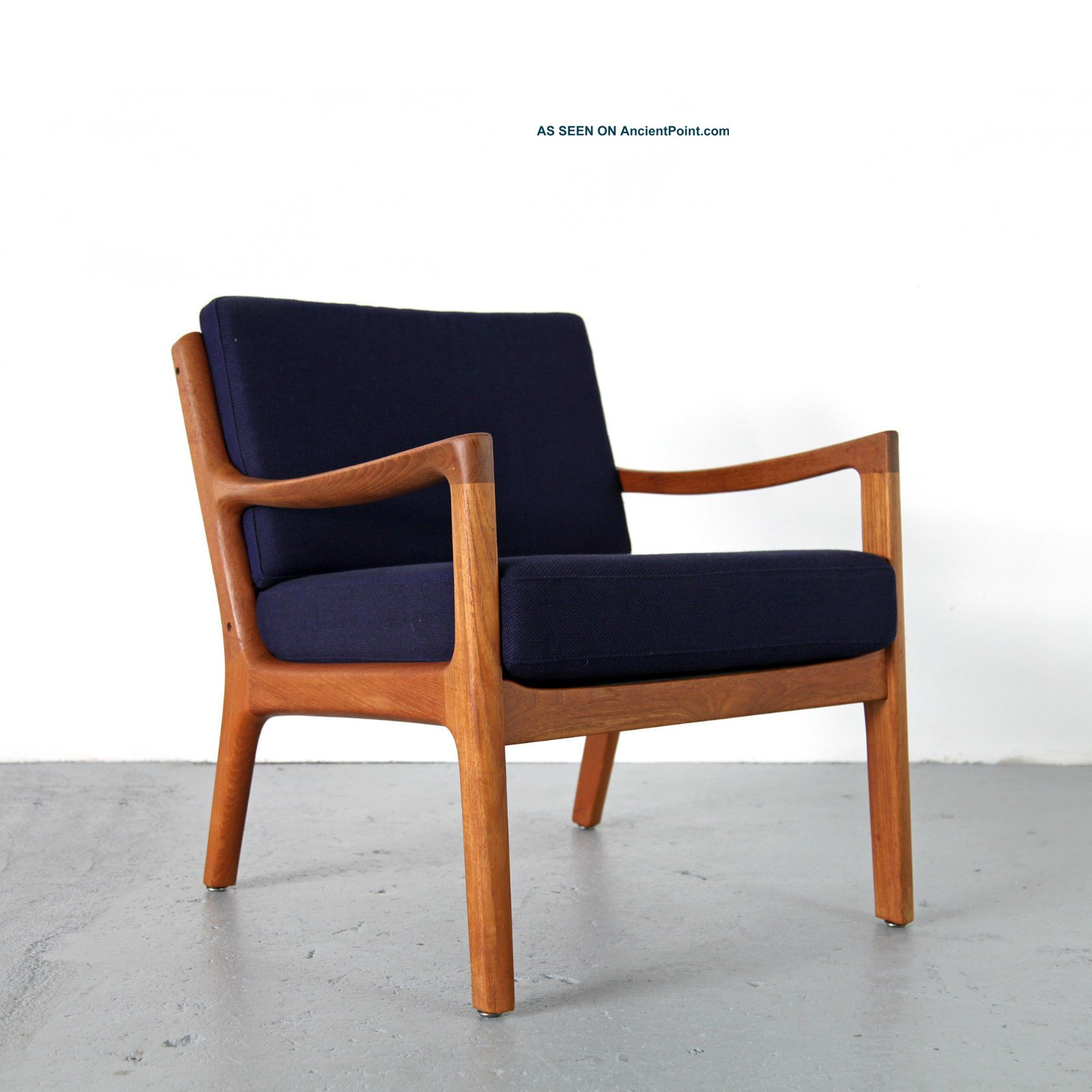 Modern Sessel Modern Easy Chair By Ole Wanscher For Cado Denmark 60s Danish