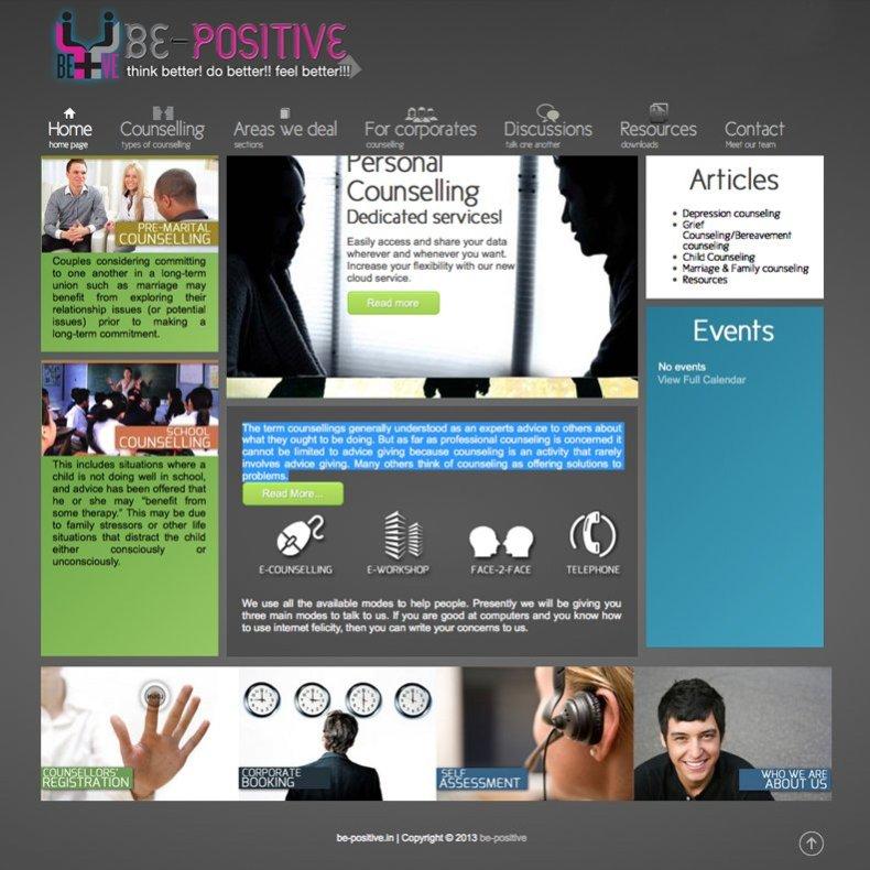 Be-Positive-Client