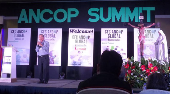 First ANCOP Global Summit