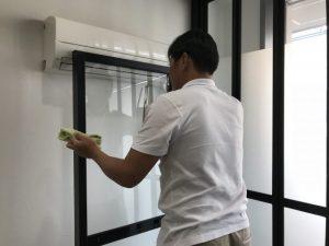 セミナー 窓の掃除 ハウスクリーニング